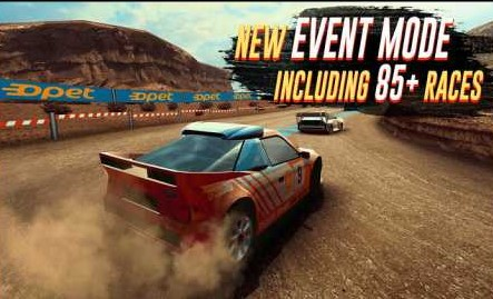 Rally Racer EVO 1.23 Apk + Mod (Unlimited Money) for android