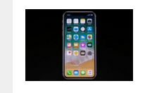 Apple turunkan pesanan komponen iPhone X