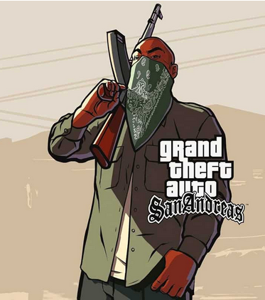 GTA San Andreas Apk + Mod CLEO + Data v2.00 Full