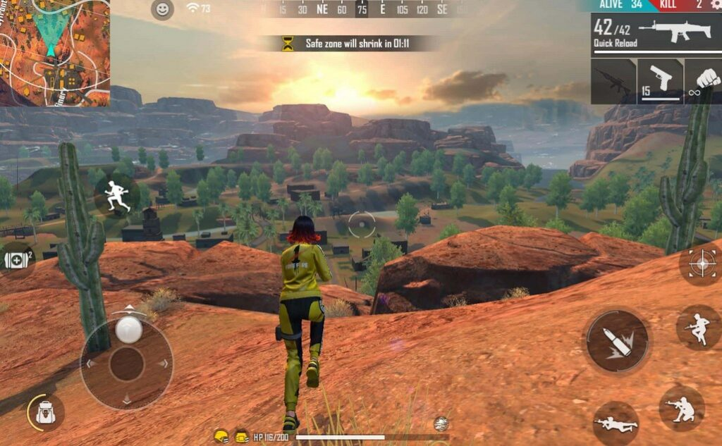 Download Aplikasi Free Fire Mod Apk